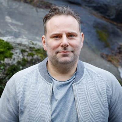 Vår ansatt Claes Halvorsen