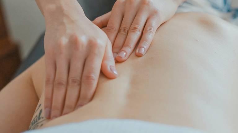 Forsidebilde for belønningen Koble av med massasje