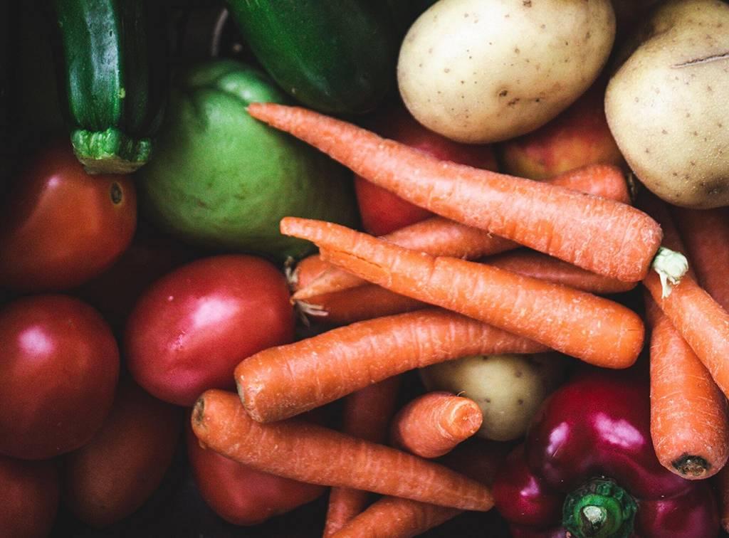 Forsidebilde for belønningen Få grønnsaker hjem