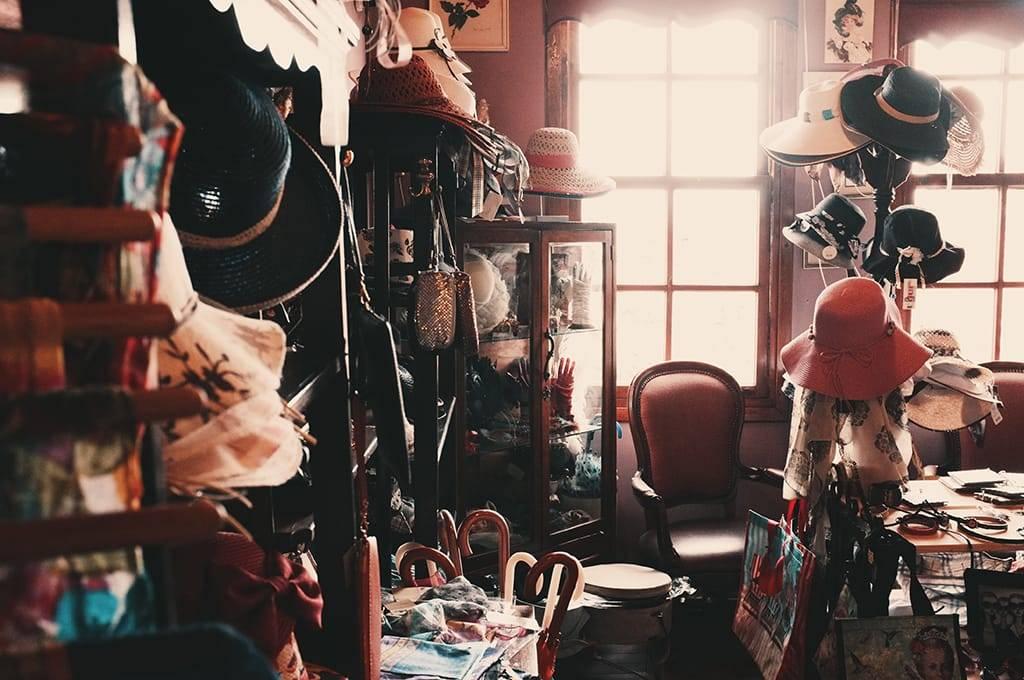 Forsidebilde for Kjøp second hand klær