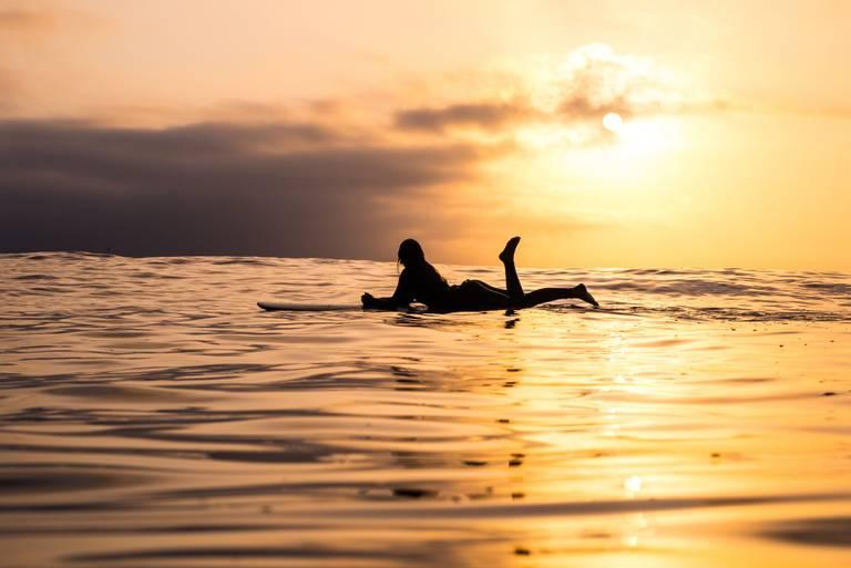 Forsidebilde for Dra på surfetur med vennene dine