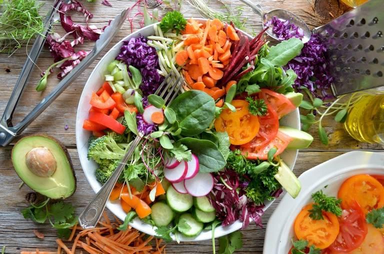 Forsidebilde for Bli rå på grønnsaker