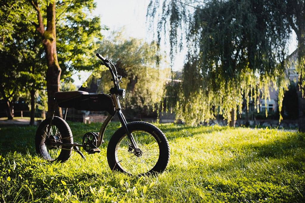 Forsidebilde for Skaff deg en el-sykkel